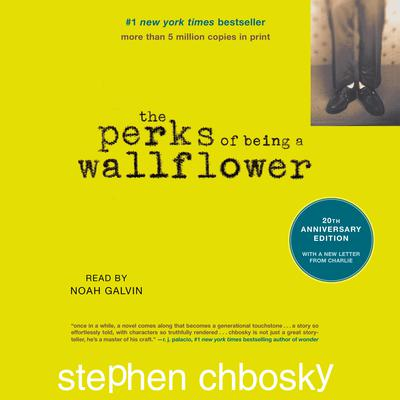 The Perks of Being a Wallflower Audiobook, by Stephen Chbosky
