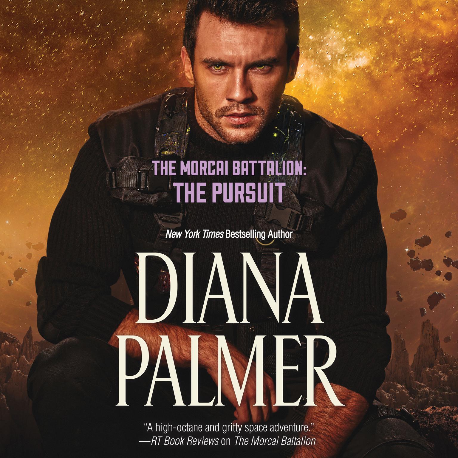 The Morcai Battalion: The Pursuit Audiobook, by Diana Palmer
