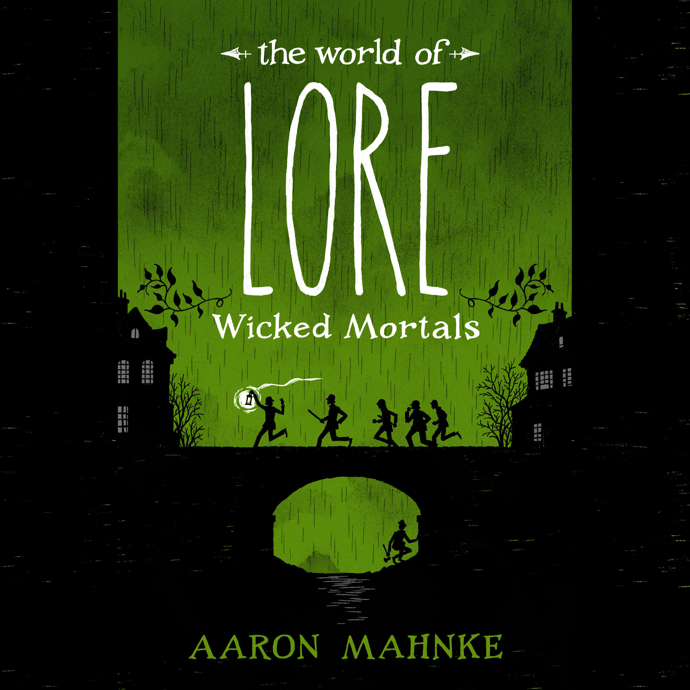 Printable The World of Lore: Wicked Mortals Audiobook Cover Art