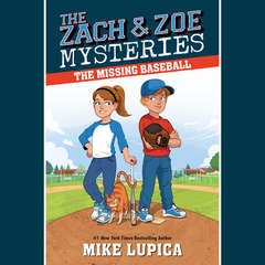The Missing Baseball Audiobook, by Mike Lupica
