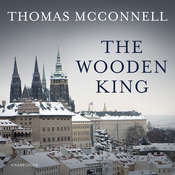 The Wooden King Audiobook, by Thomas McConnell