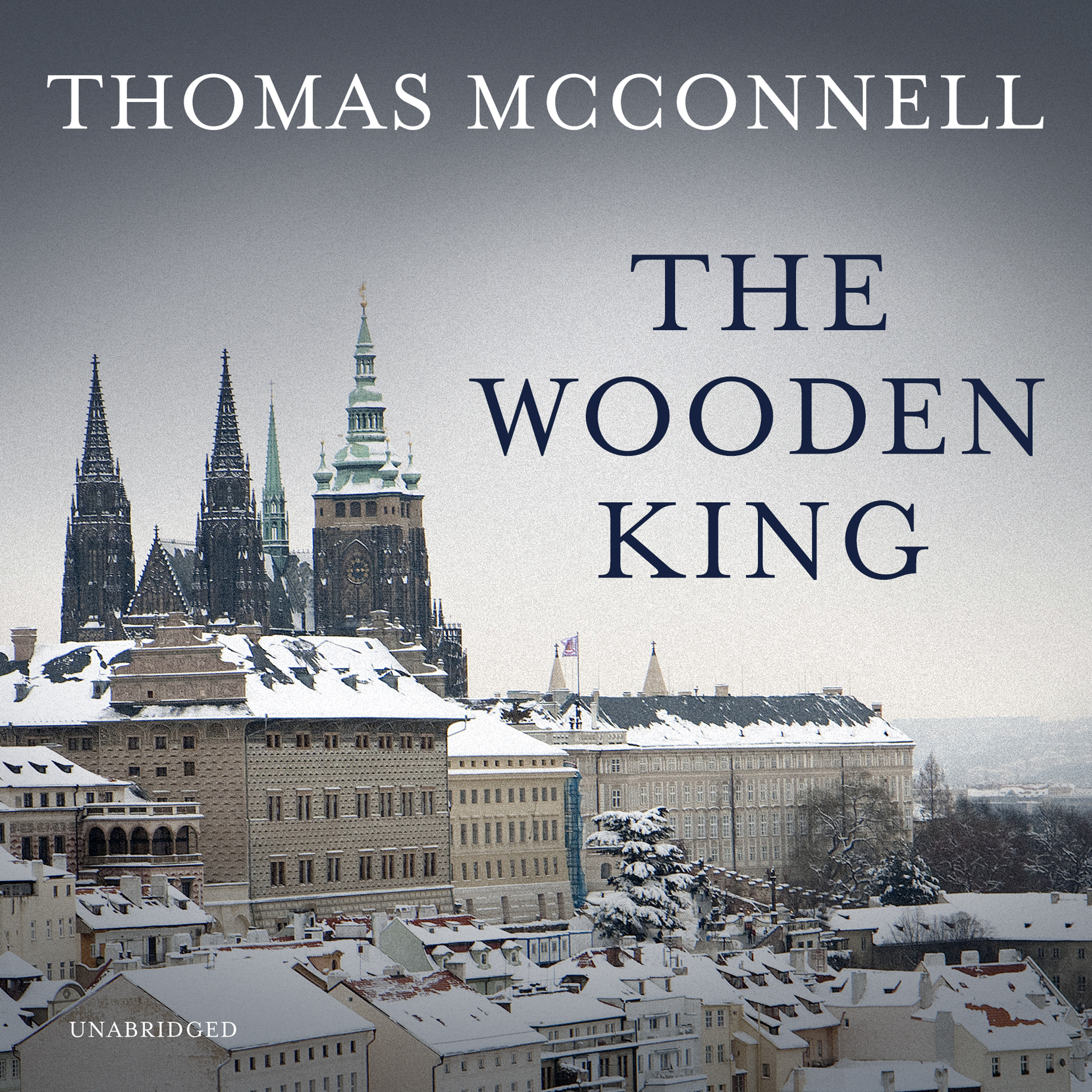 Printable The Wooden King Audiobook Cover Art