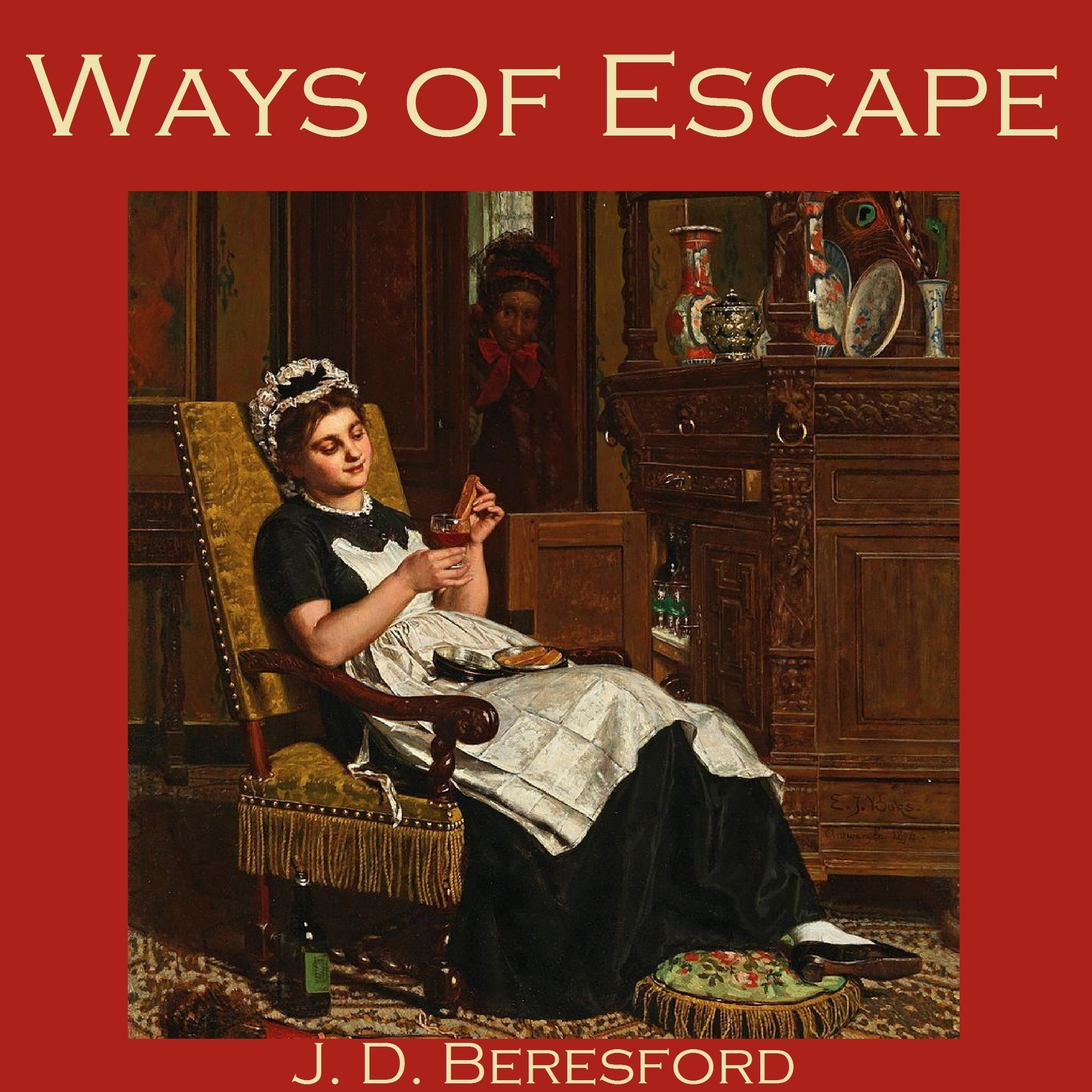 Printable Ways of Escape Audiobook Cover Art