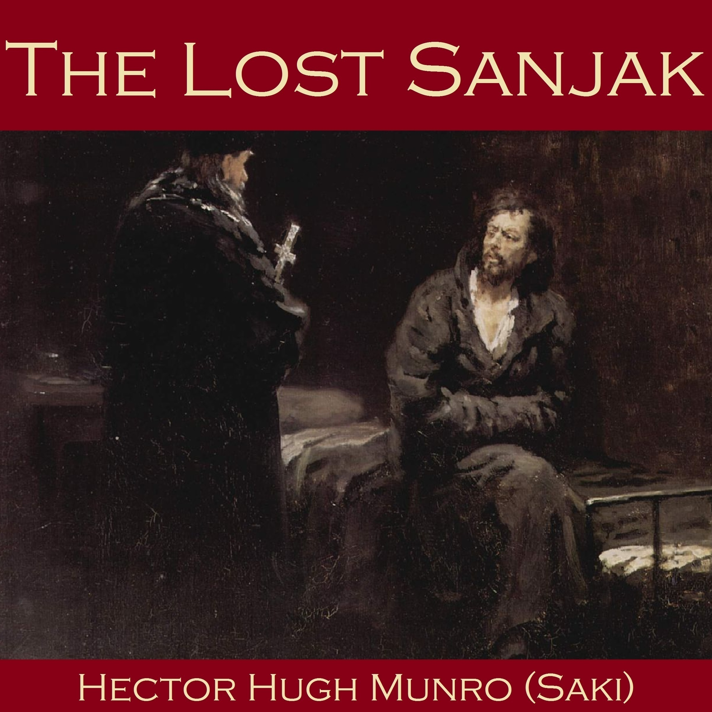 Printable The Lost Sanjak Audiobook Cover Art