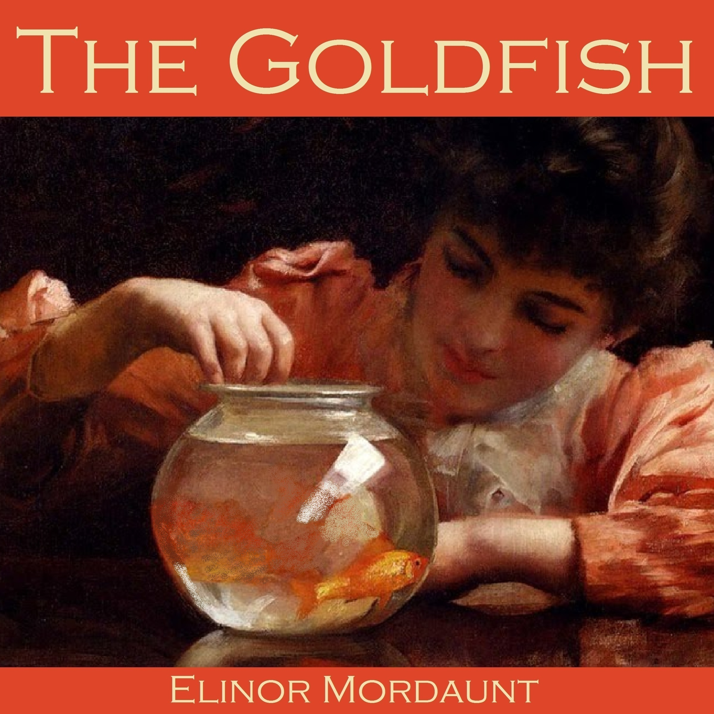 Printable The Goldfish Audiobook Cover Art