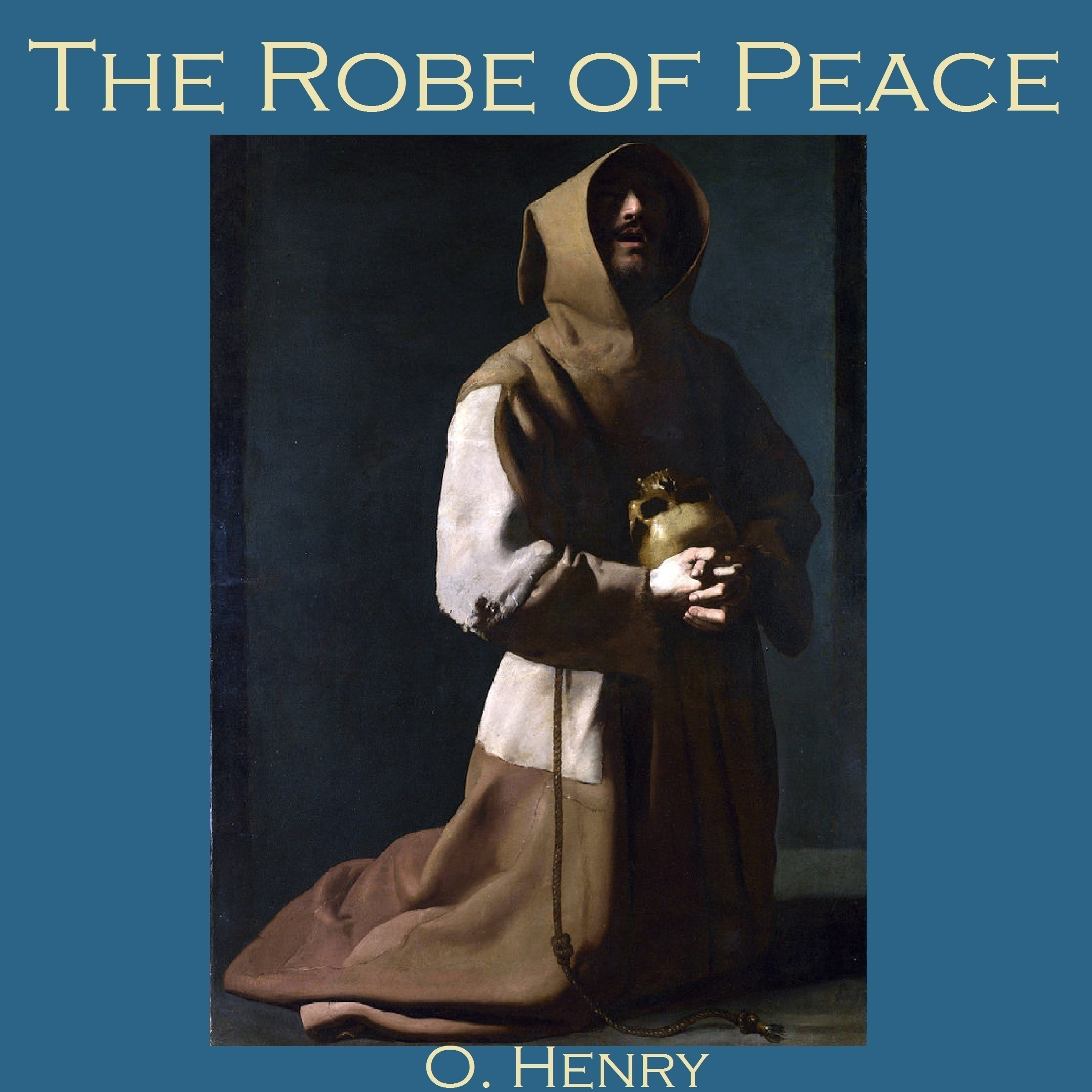 Printable The Robe of Peace Audiobook Cover Art
