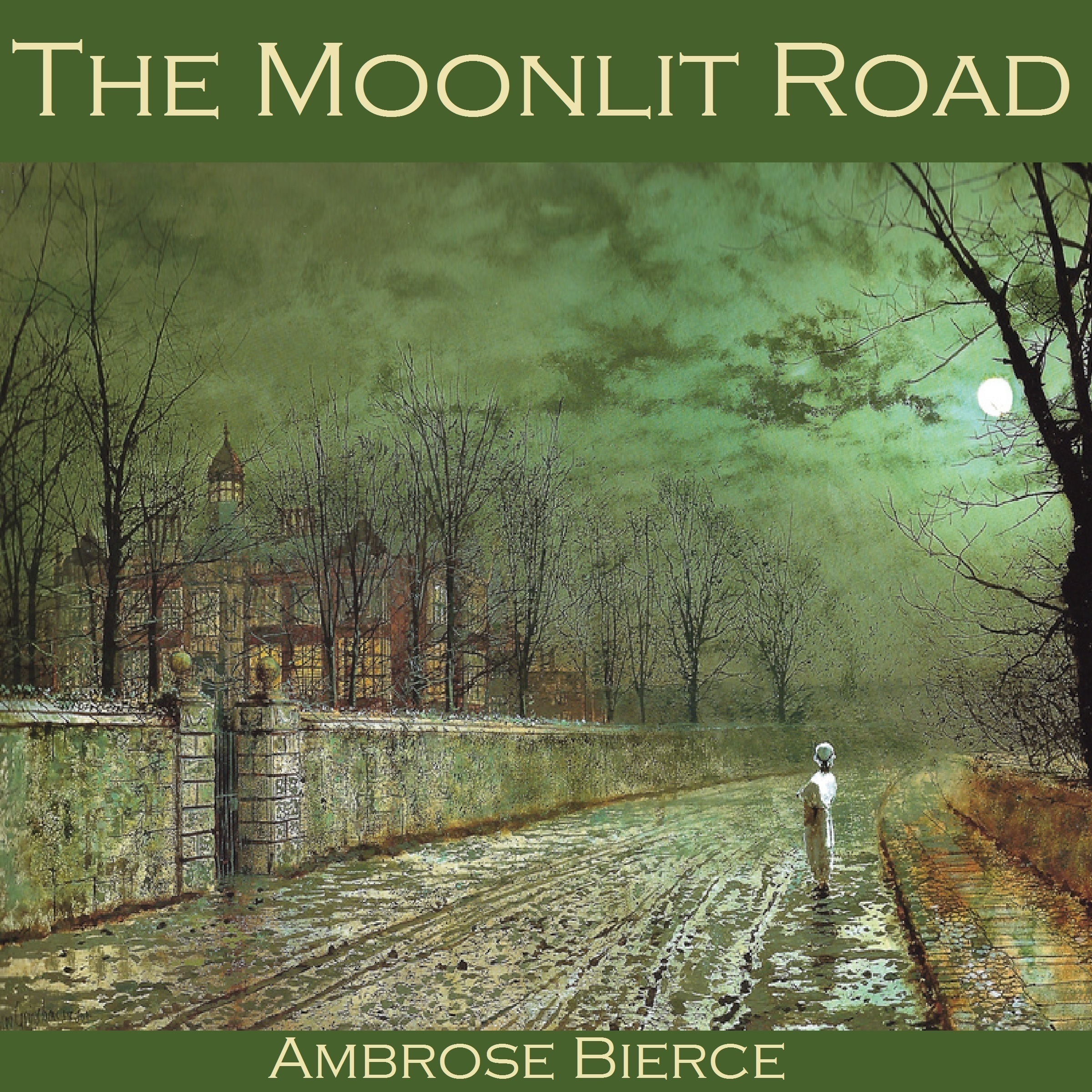 Printable The Moonlit Road Audiobook Cover Art