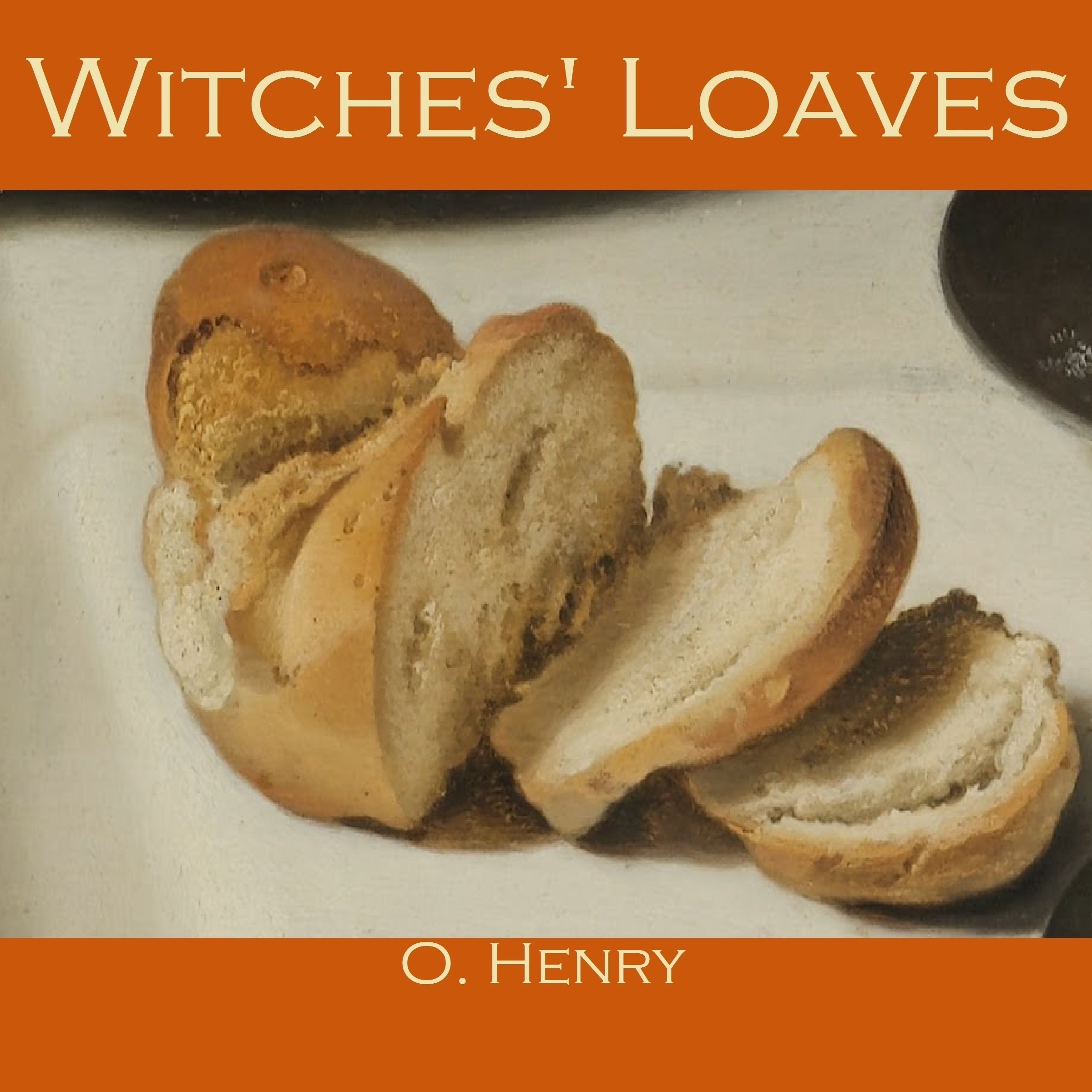 Printable Witches' Loaves Audiobook Cover Art