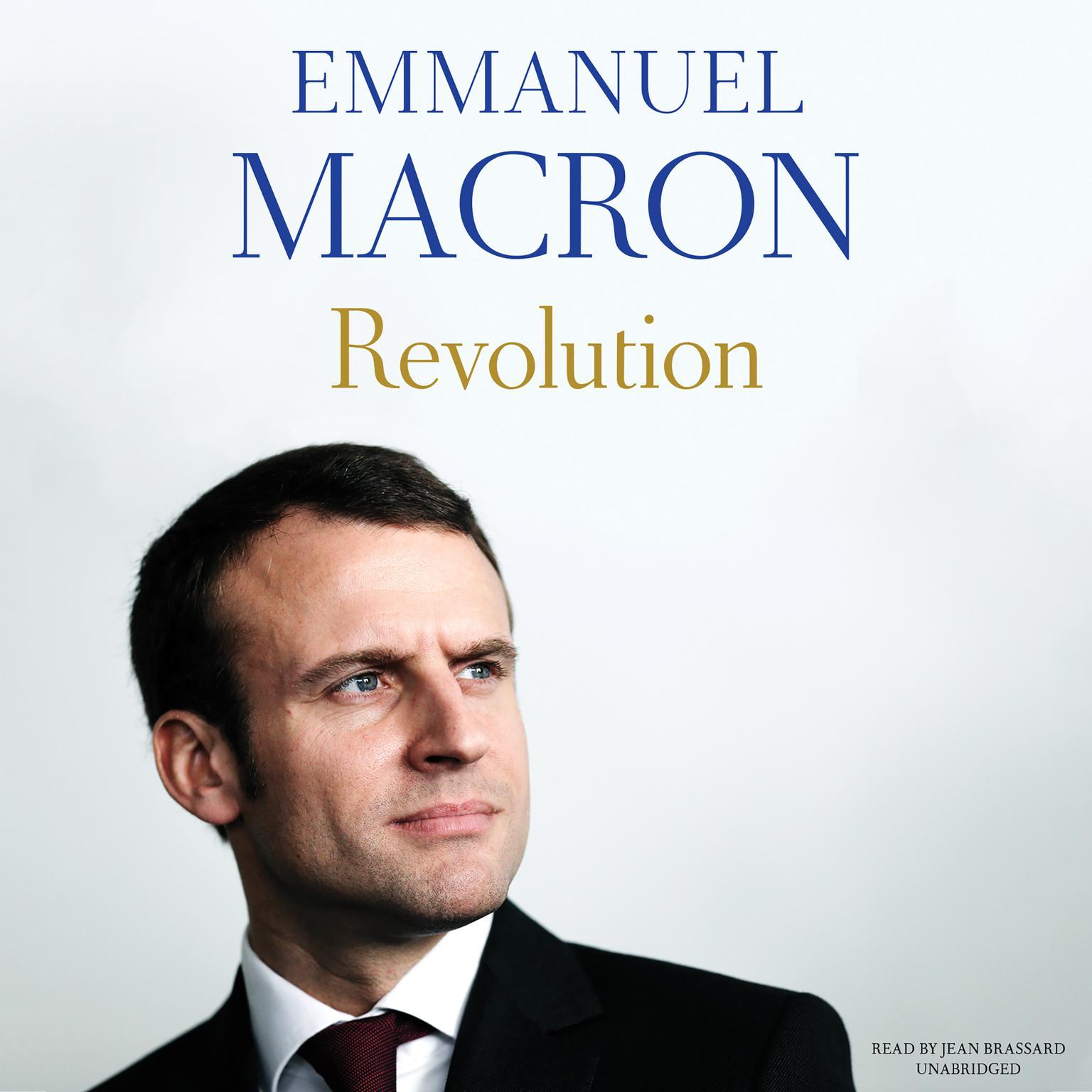 Revolution Audiobook, by Emmanuel Macron
