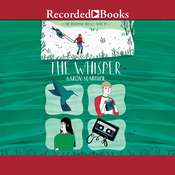 The Whisper Audiobook, by Aaron Starmer