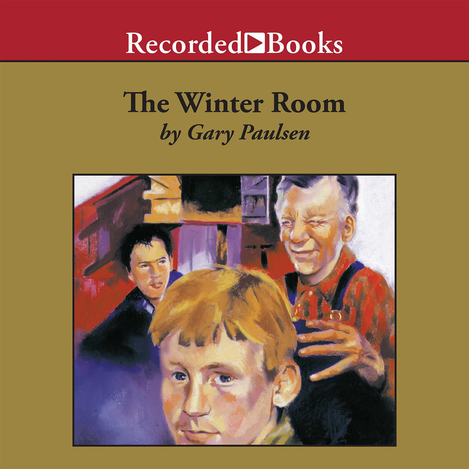 Printable The Winter Room Audiobook Cover Art