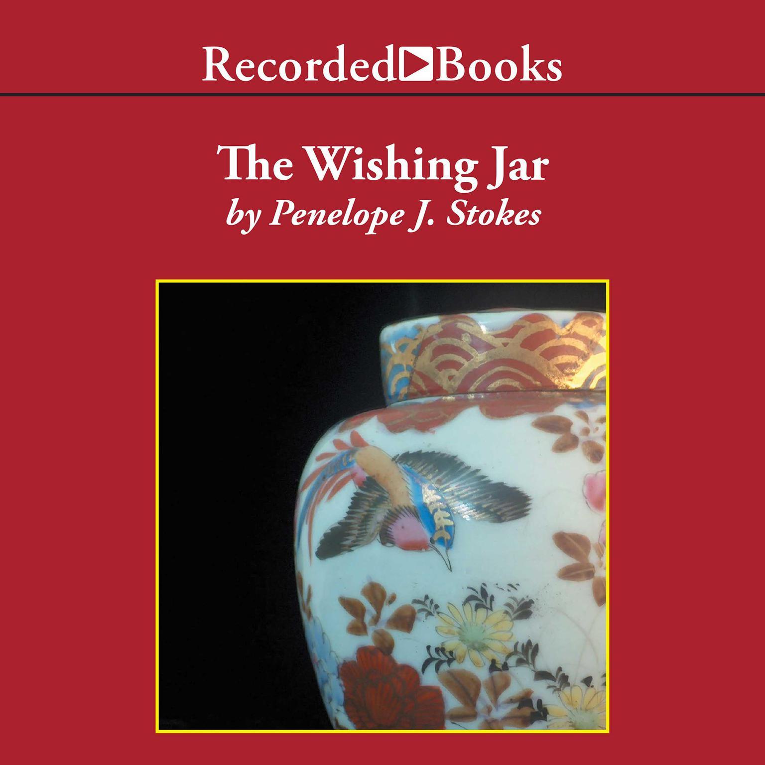 Printable The Wishing Jar Audiobook Cover Art