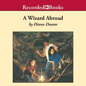 A Wizard Abroad Audiobook, by Diane Duane|