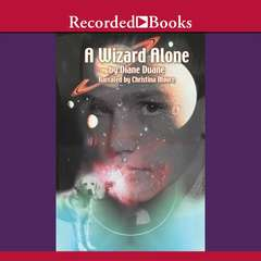 A Wizard Alone Audiobook, by Diane Duane