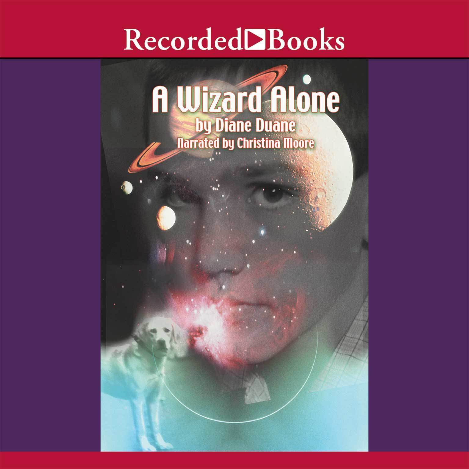 Printable A Wizard Alone Audiobook Cover Art