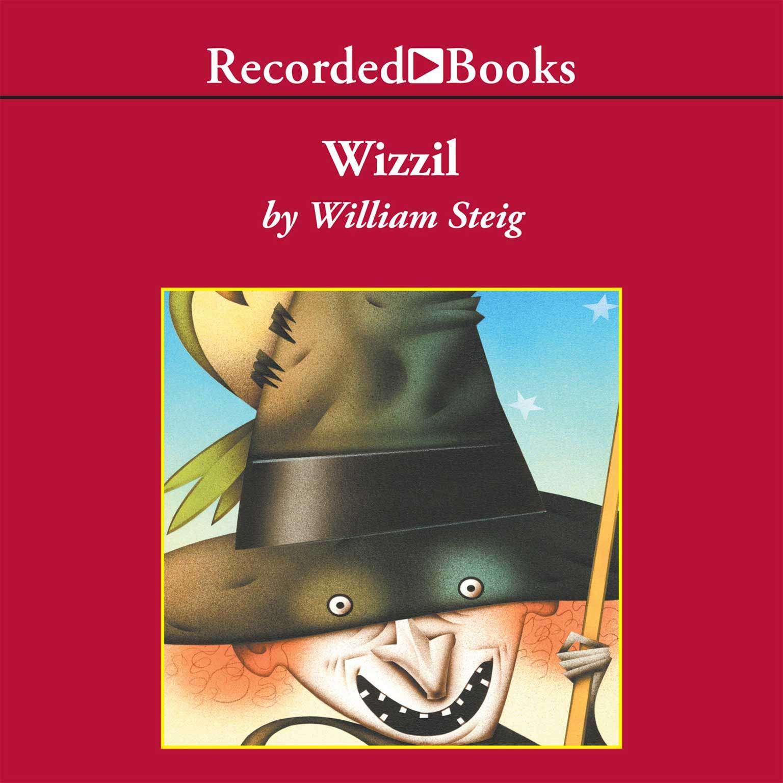 Printable Wizzil Audiobook Cover Art