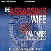 The Assassins Wife Audiobook, by Dan Daines