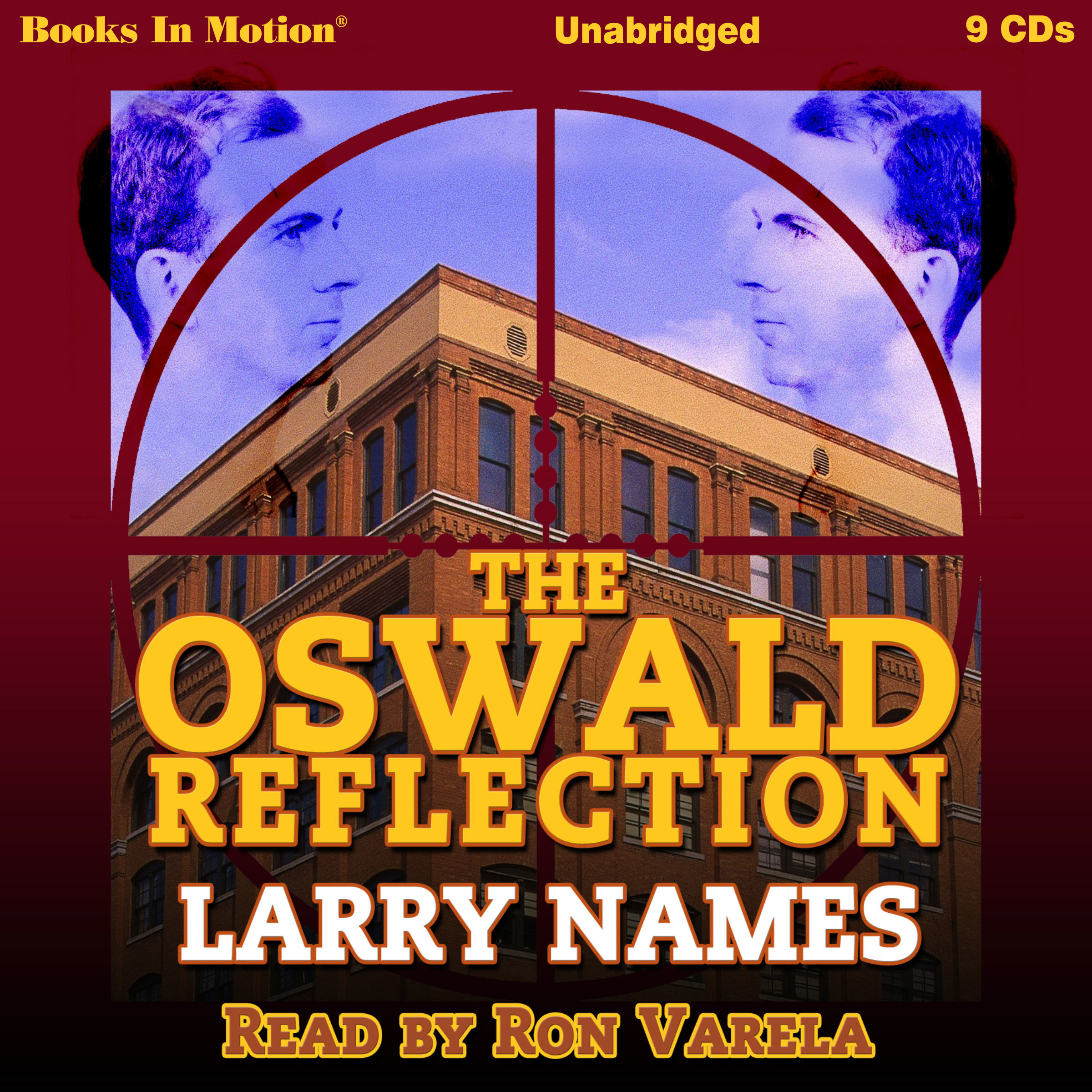Printable The Oswald Reflection Audiobook Cover Art