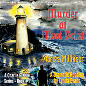 Murder At Moot Point: A Charlie Greene Mystery, Book 1 Audiobook, by Marlys Millhiser