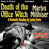 Death of the Office Witch Audiobook, by Marlys Millhiser