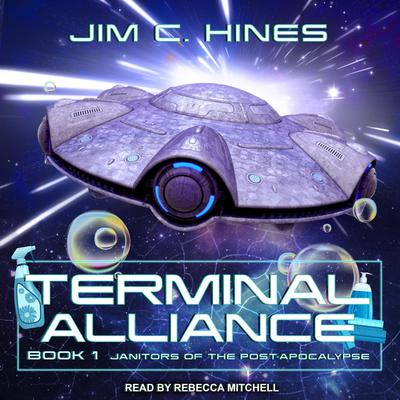 Terminal Alliance Audiobook, by Jim C. Hines