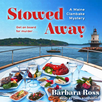 Stowed Away Audiobook, by Barbara Ross