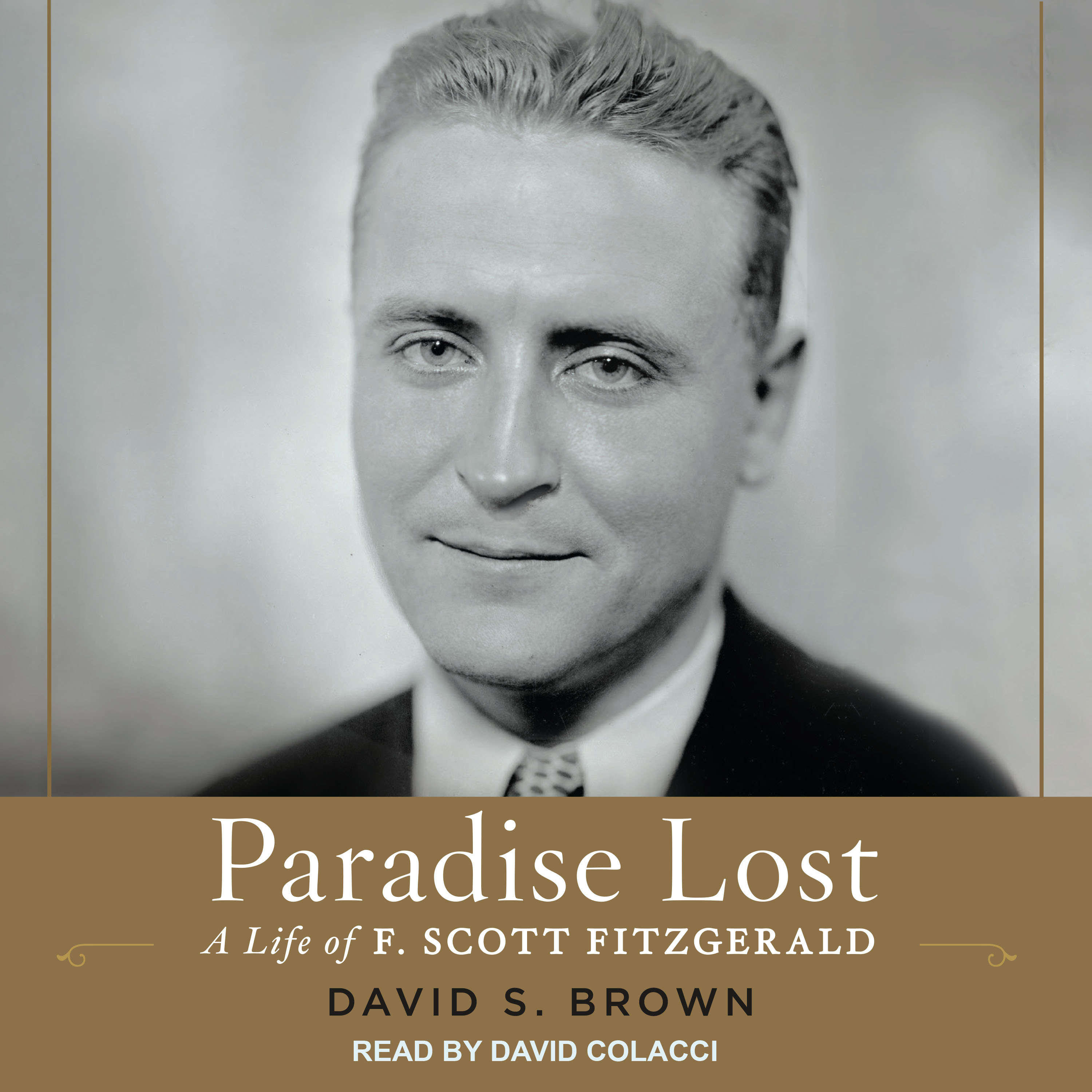 Printable Paradise Lost: A Life of F. Scott Fitzgerald Audiobook Cover Art