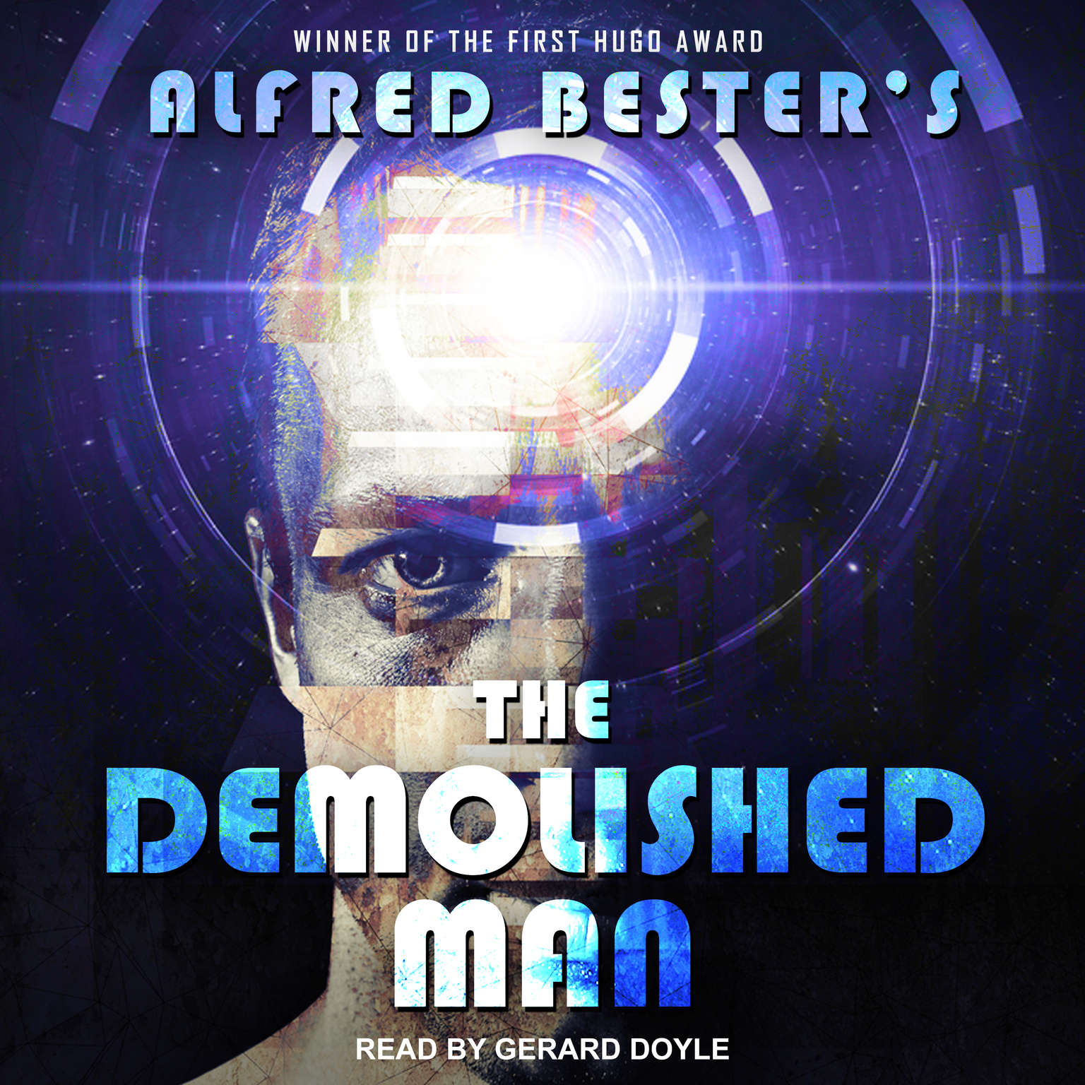 The Demolished Man Audiobook, by Alfred Bester