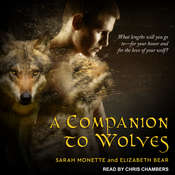 A Companion to Wolves Audiobook, by Sarah Monette, Elizabeth Bear