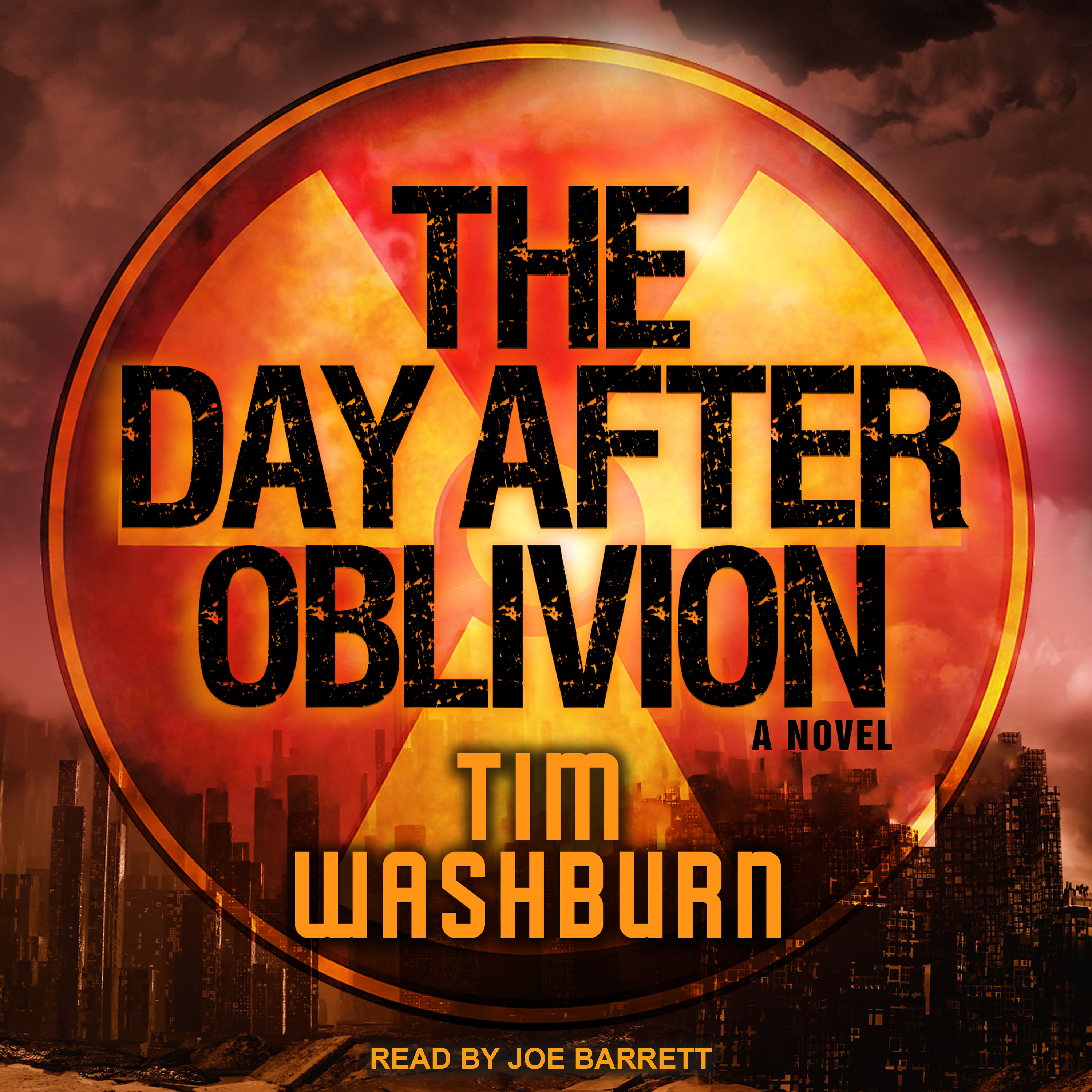 Printable The Day after Oblivion Audiobook Cover Art