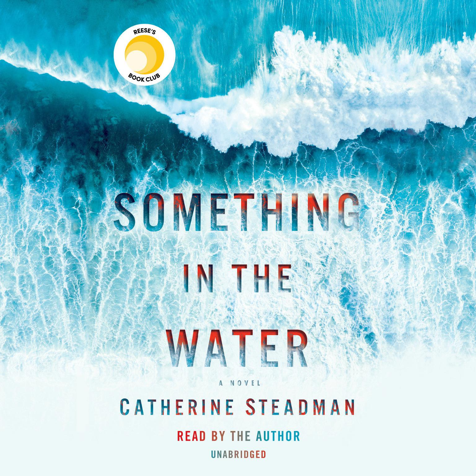 Printable Something in the Water: A Novel Audiobook Cover Art
