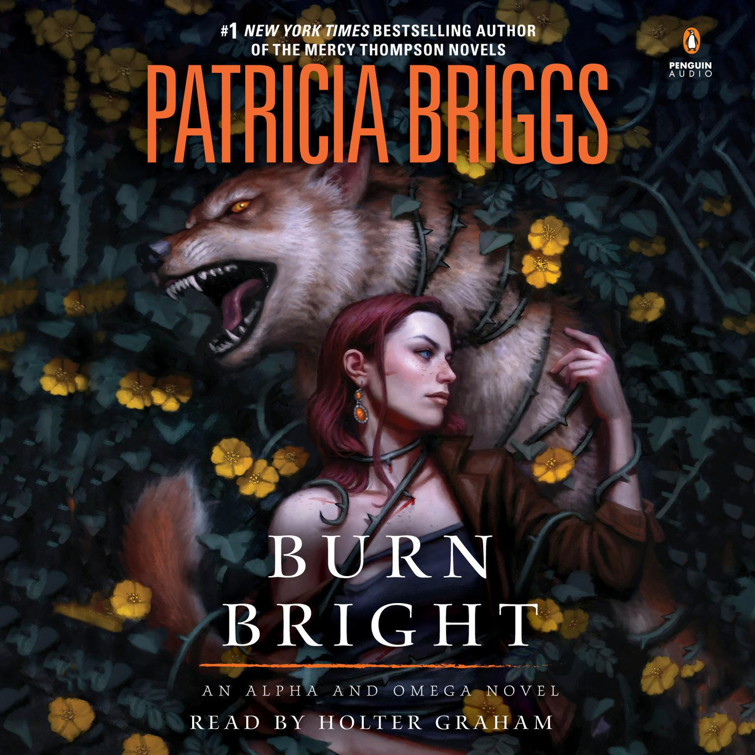 Printable Burn Bright Audiobook Cover Art