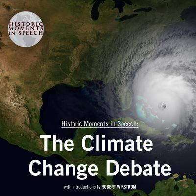 The Climate Change Debate Audiobook, by the Speech Resource Company