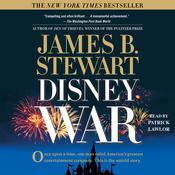 DisneyWar Audiobook, by James B. Stewart
