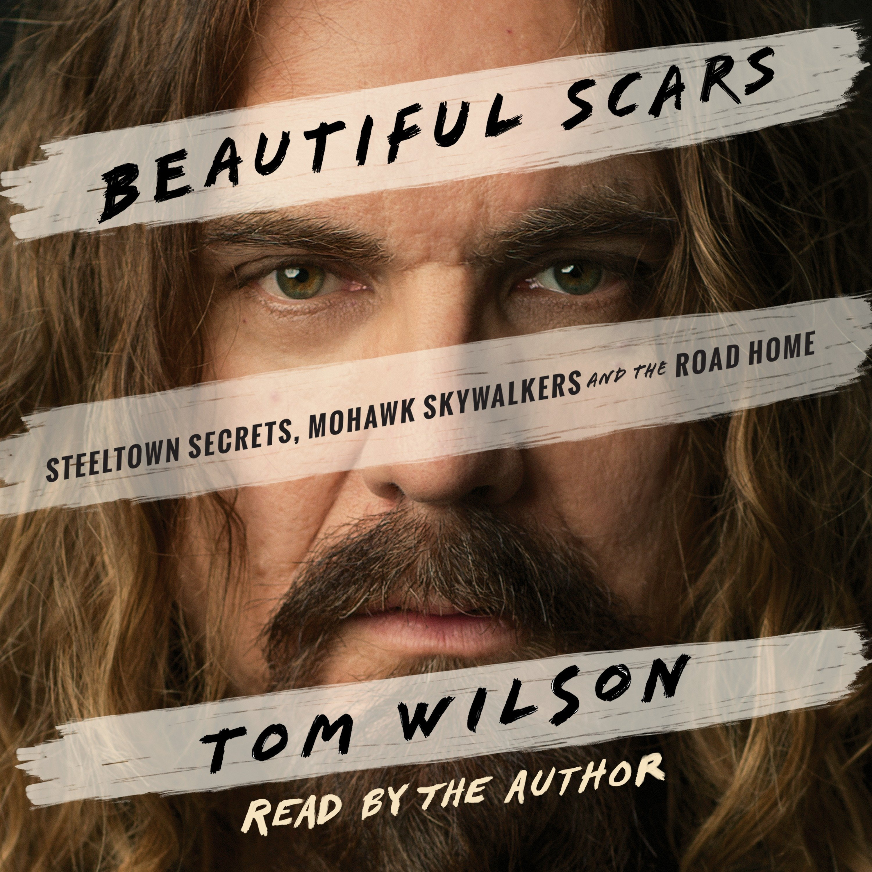 Printable Beautiful Scars: Steeltown Secrets, Mohawk Skywalkers and the Road Home Audiobook Cover Art
