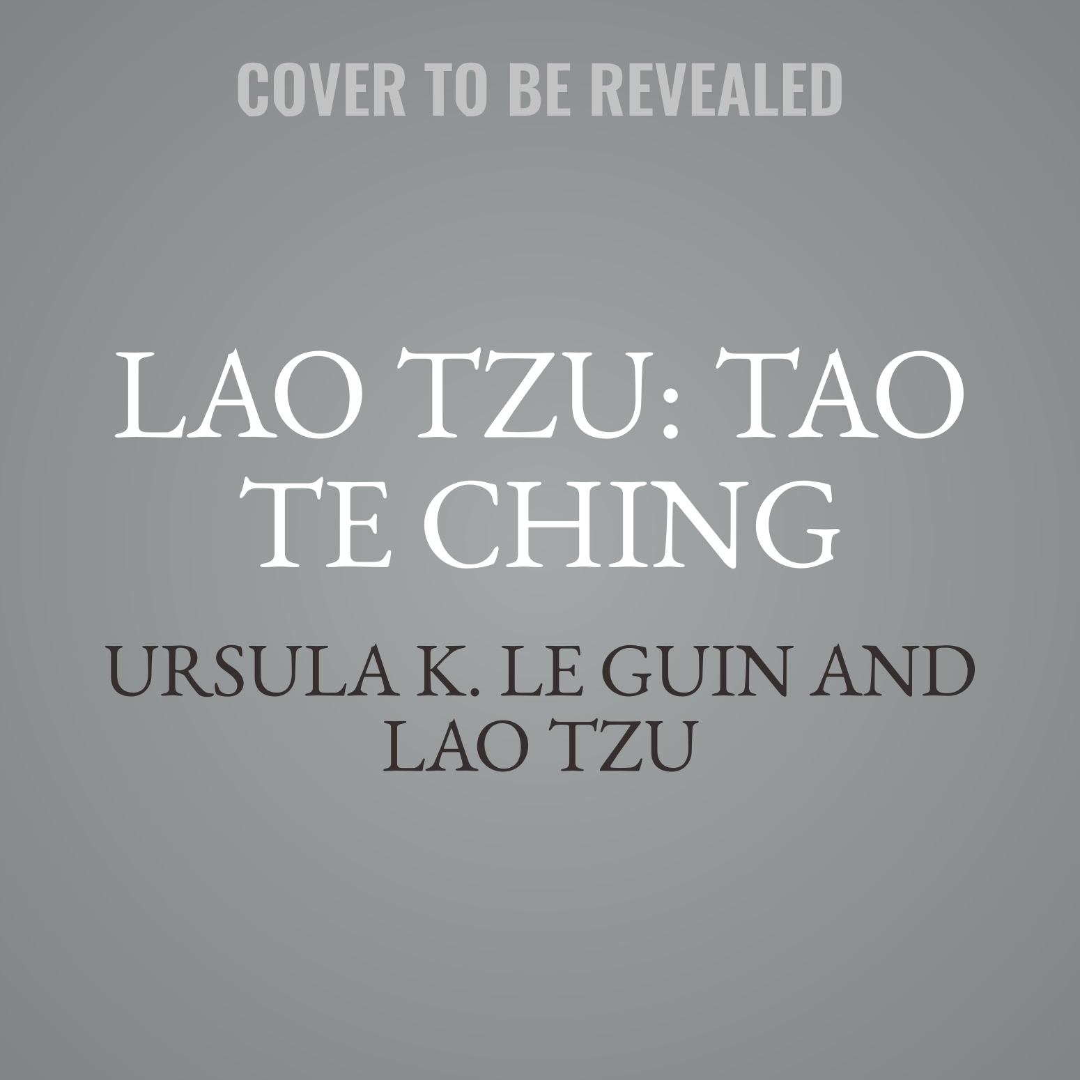 Printable Lao Tzu: Tao Te Ching: A Book about the Way and the Power of the Way Audiobook Cover Art