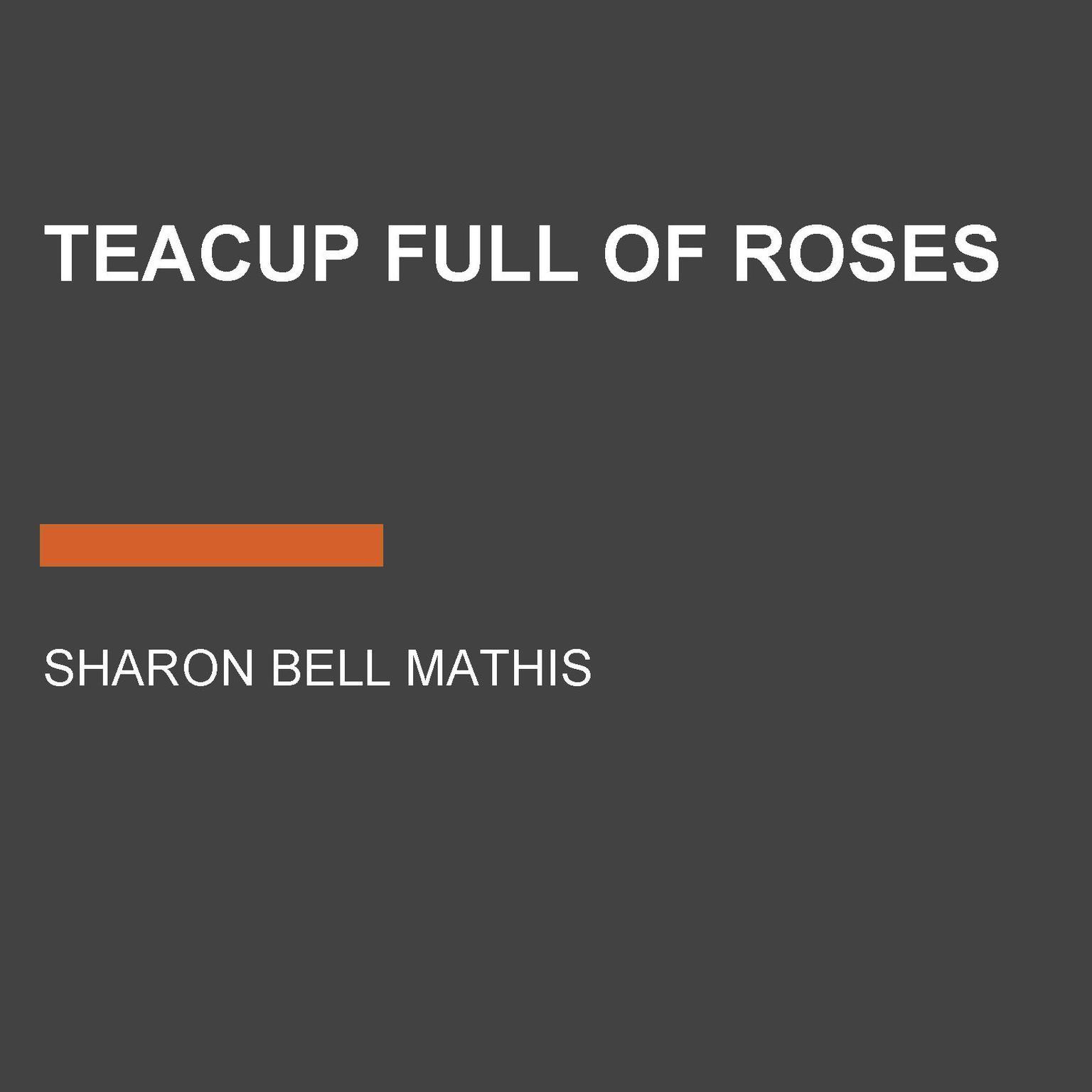 Printable Teacup Full of Roses Audiobook Cover Art