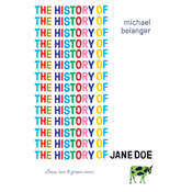 The History of Jane Doe Audiobook, by Michael Belanger
