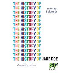 The History of Jane Doe Audiobook, by Michael Belanger