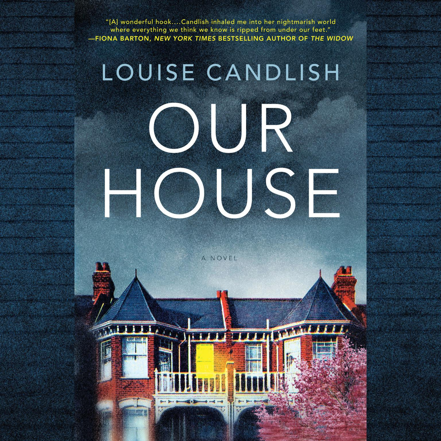 Printable Our House Audiobook Cover Art