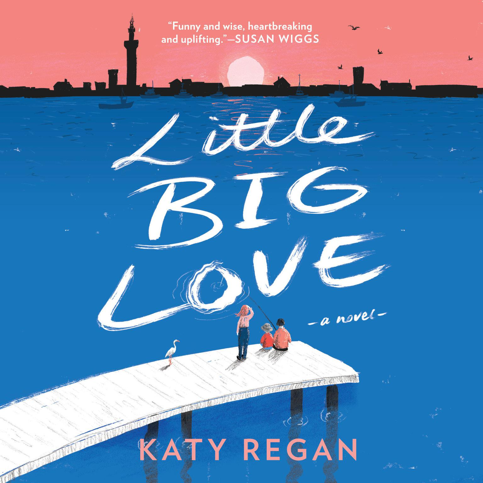Printable Little Big Love Audiobook Cover Art