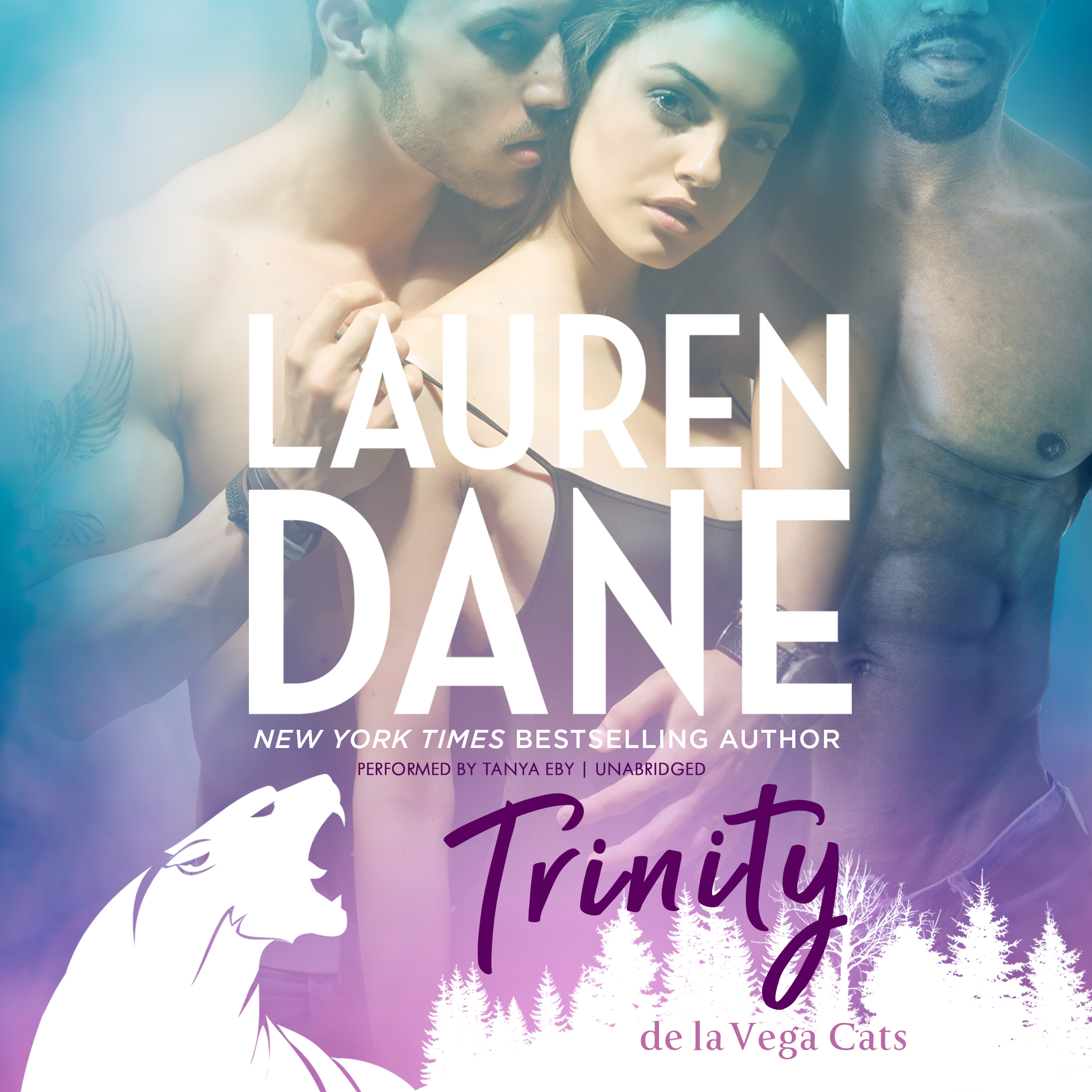 Printable Trinity Audiobook Cover Art