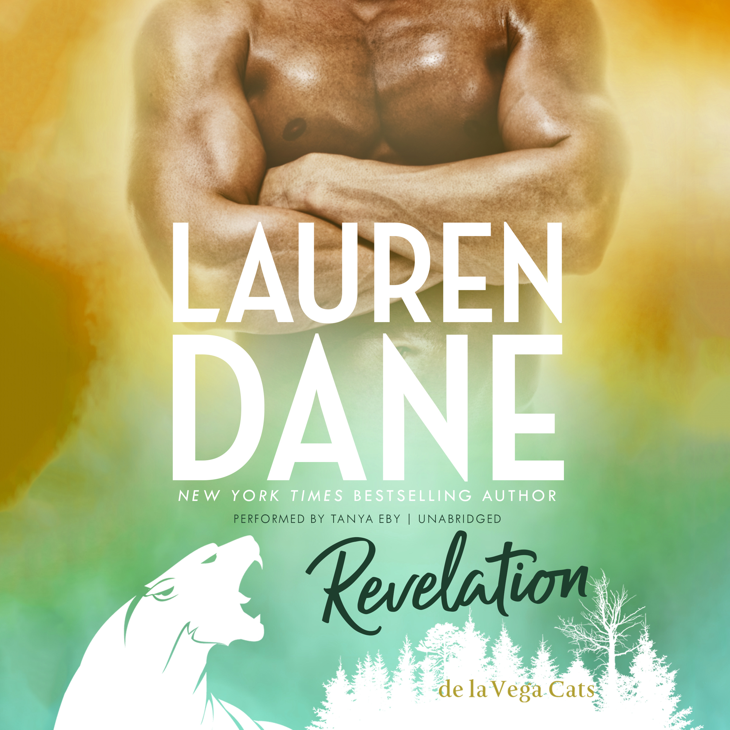 Printable Revelation Audiobook Cover Art