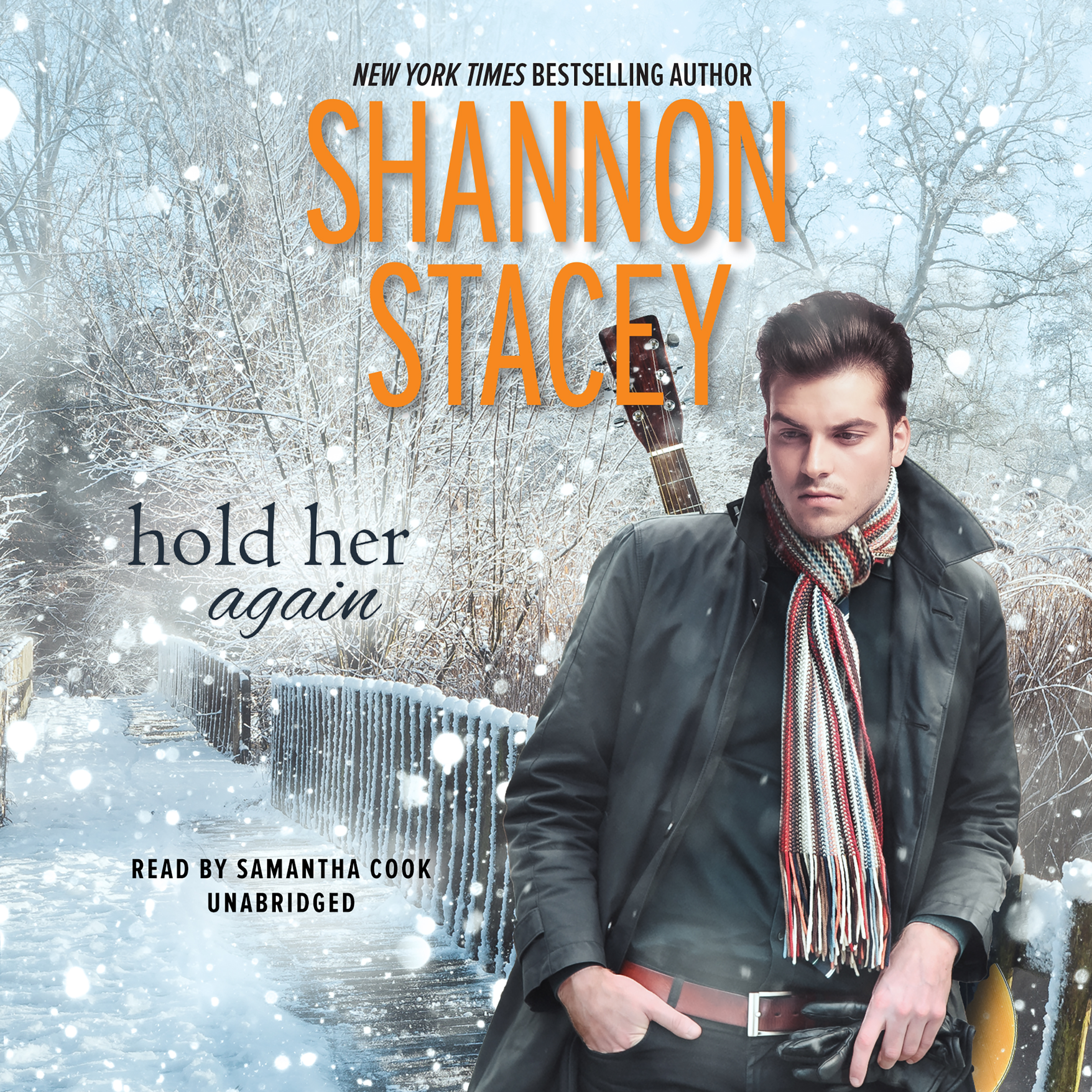 Printable Hold Her Again Audiobook Cover Art