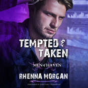 Tempted & Taken Audiobook, by Rhenna Morgan