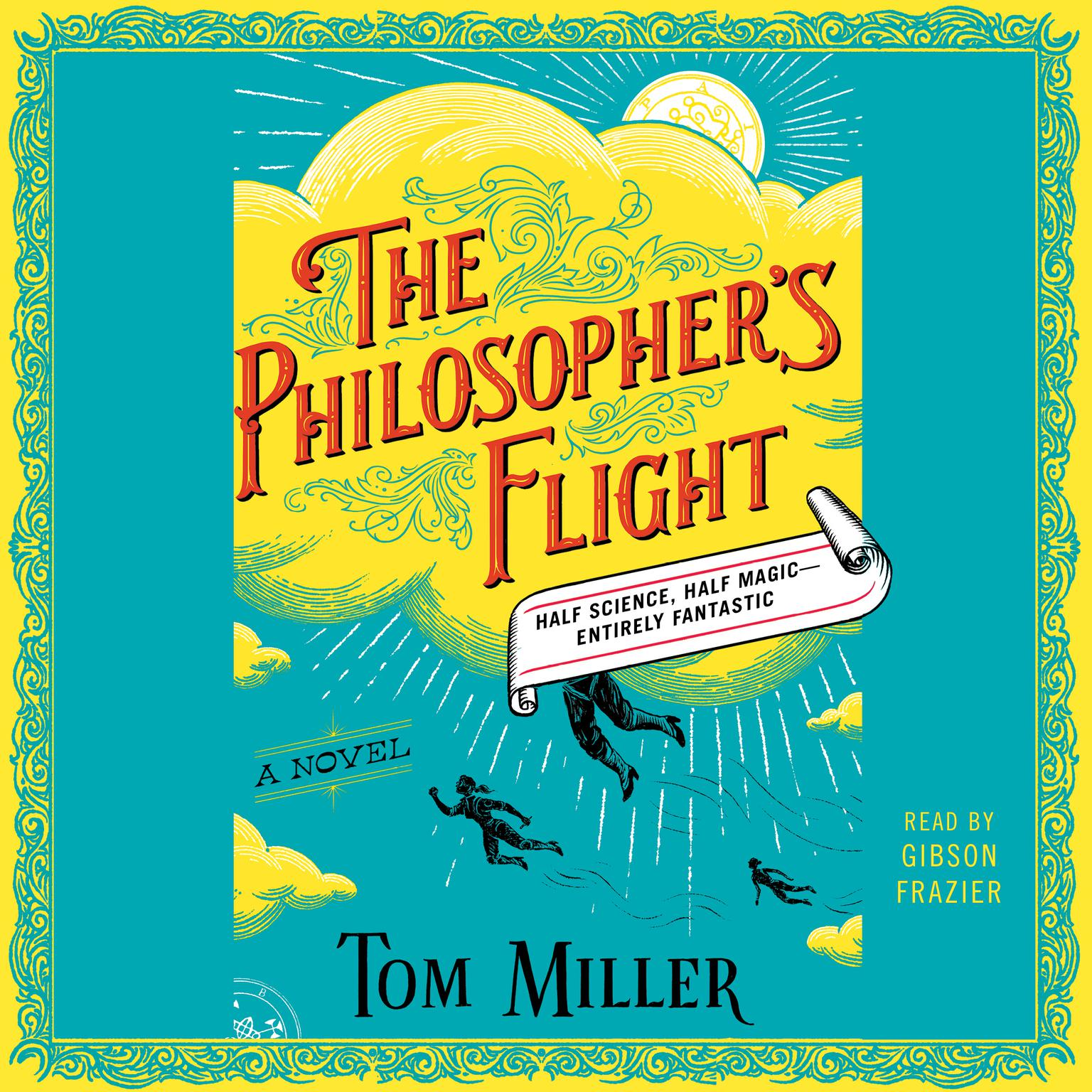 Printable The Philosopher's Flight: A Novel Audiobook Cover Art