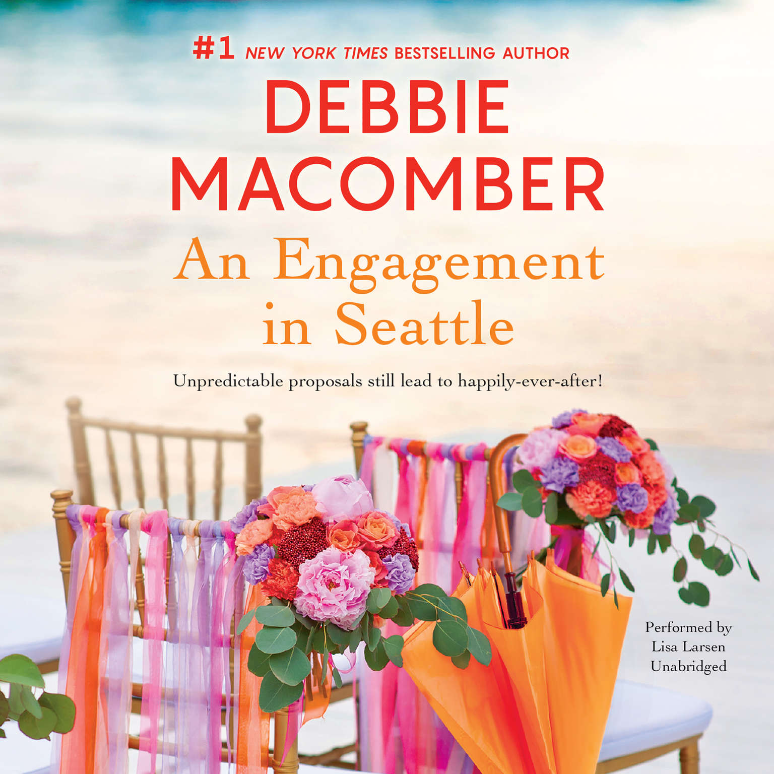 An Engagement in Seattle: Groom WantedBride Wanted Audiobook, by Debbie Macomber