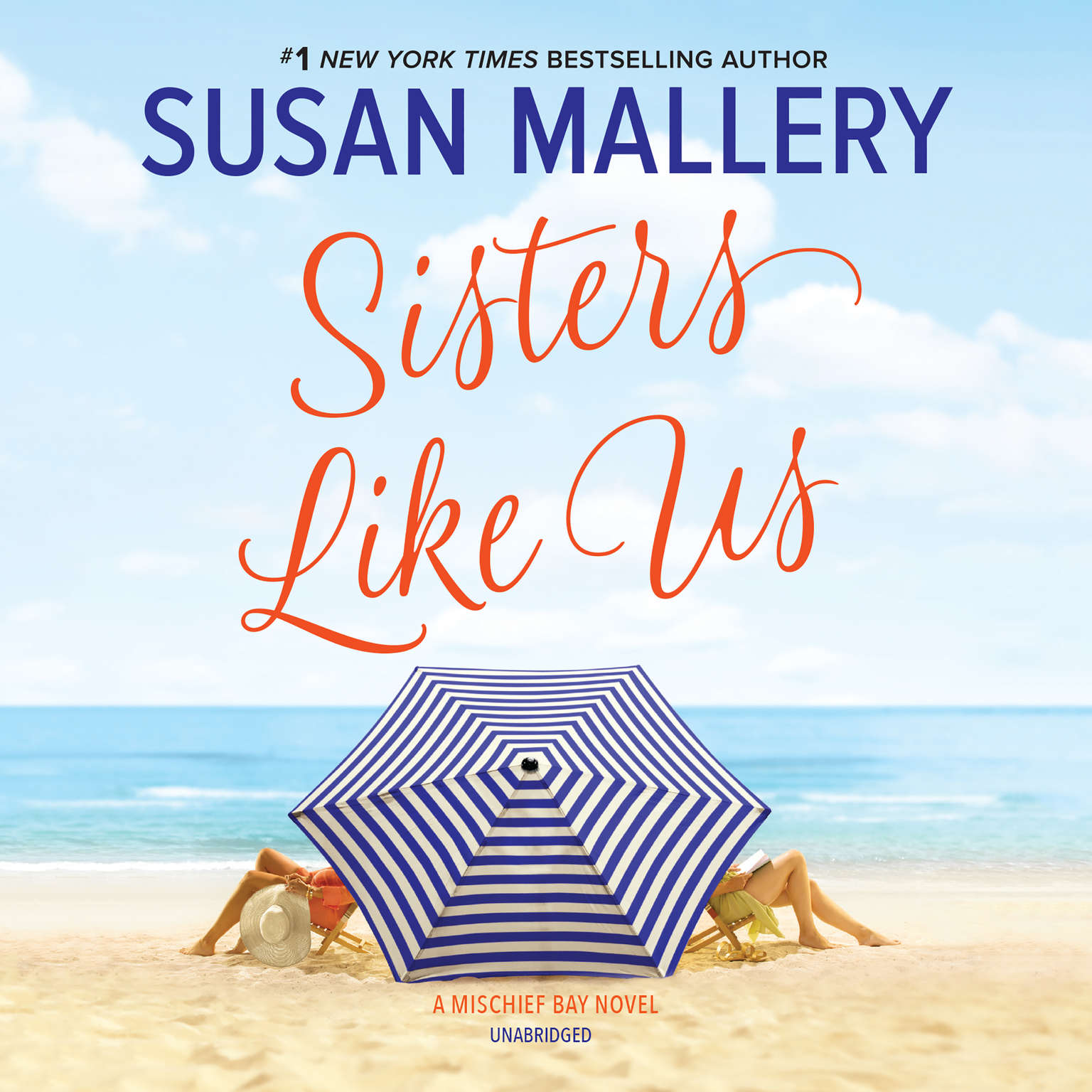 Sisters Like Us: Mischief Bay Audiobook, by Susan Mallery