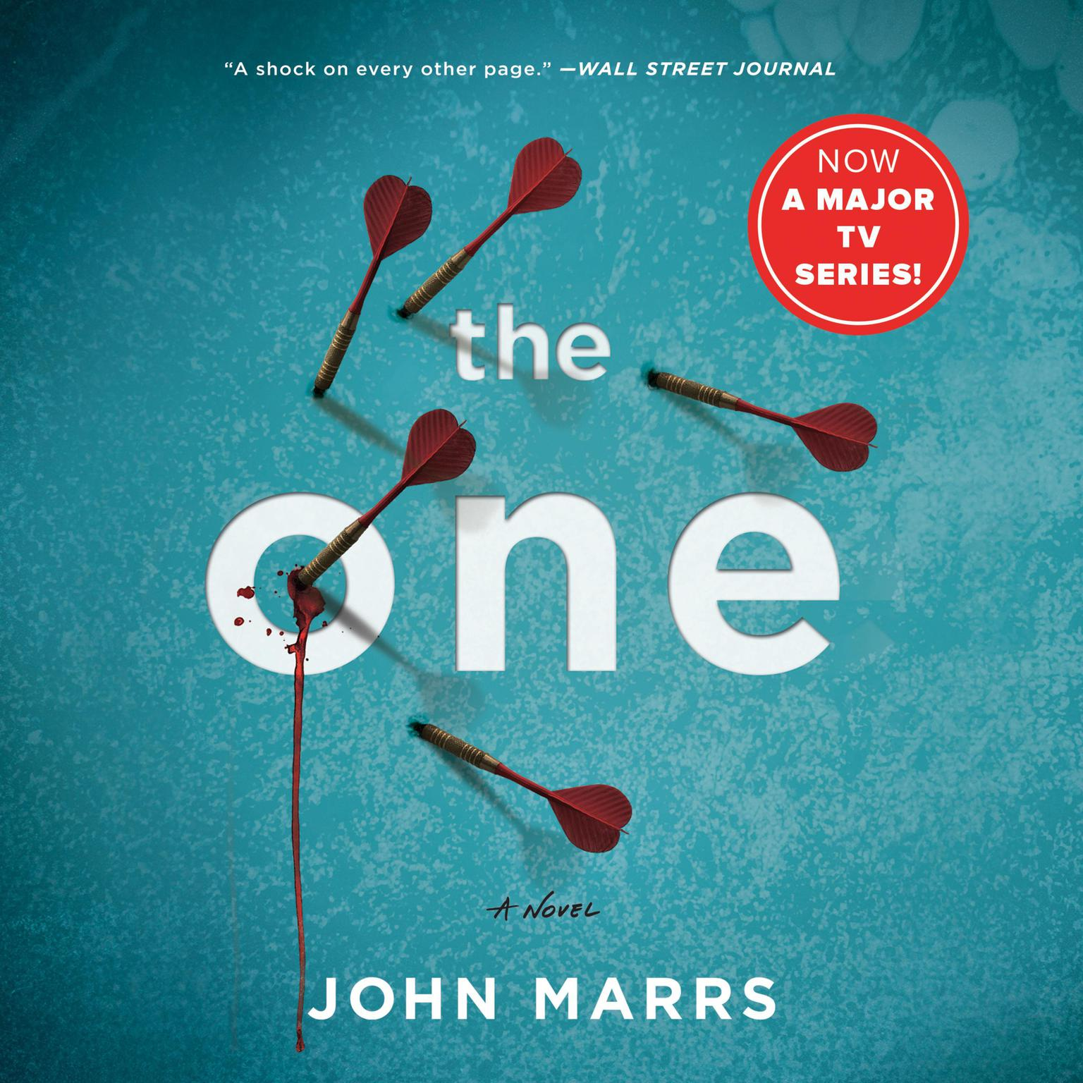 Printable The One Audiobook Cover Art