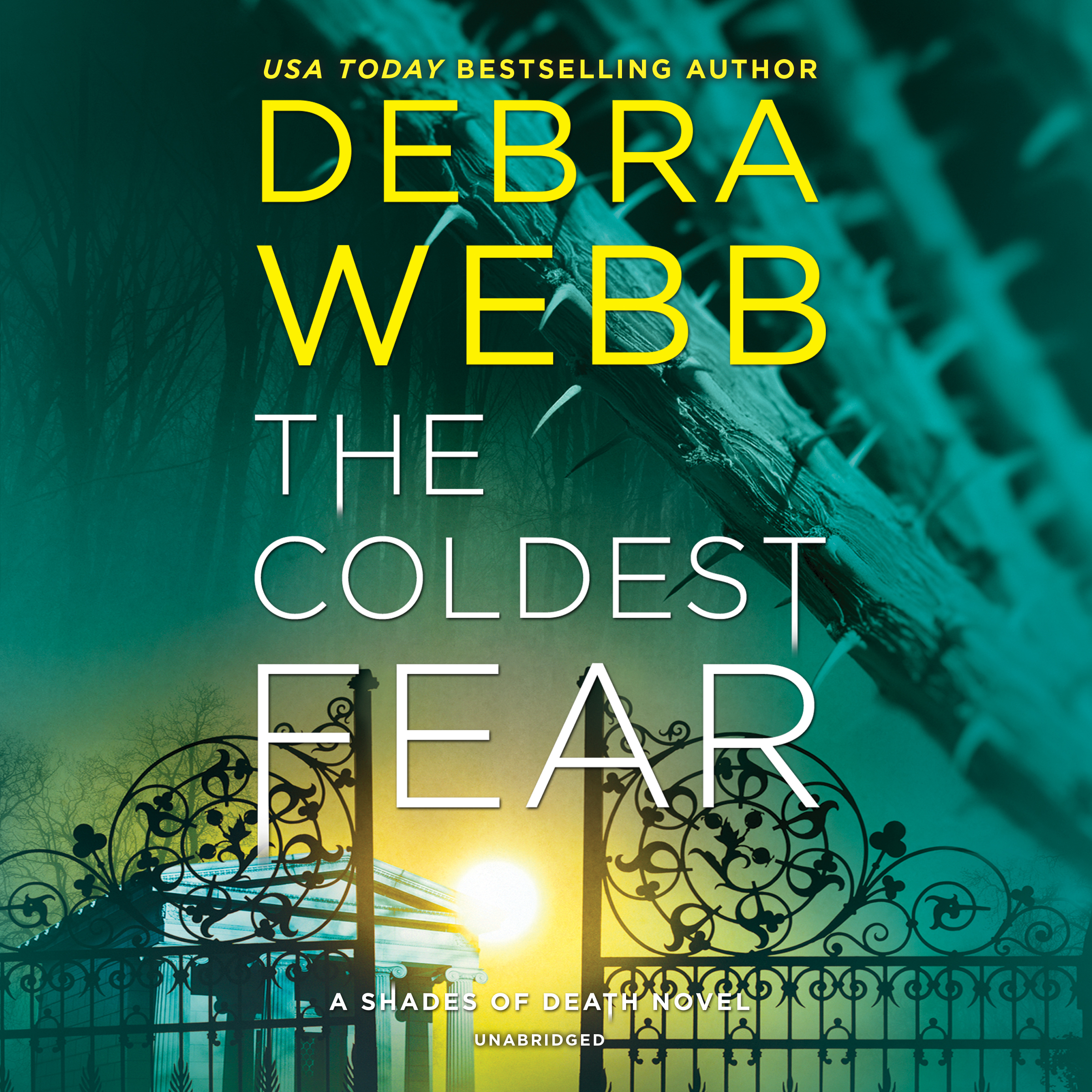 Printable The Coldest Fear: A Shades of Death Novel Audiobook Cover Art